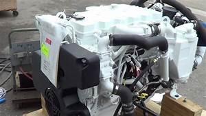 Cummins Marine Diesel Engine Qsb 5 9 480 Engine Test  3