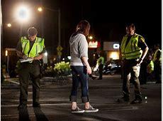 DUI Checkpoint Friday in San Juan Capistrano San Juan
