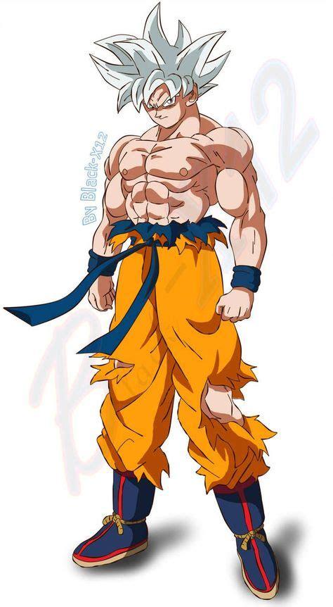 Como Desenhar O Goku Super Sayajin 4