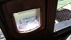 Katzenklappe In Fenster : einbau einer katzenklappe in ein isolierverglastes fenster youtube ~ Orissabook.com Haus und Dekorationen