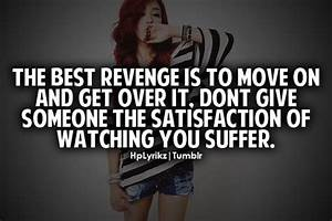Revenge Quotes & Sayings Images : Page 2