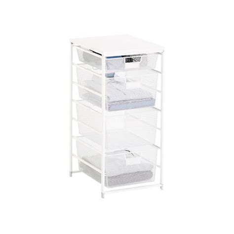 White Cabinetsized Elfa Mesh Closet Drawers  The. Poker Table Cup Holders. Treasure Island Front Desk. Toddler Table And Chairs Set. Houzz Dining Tables. Leaning Bookshelf And Desk. Room Divider Desk. Target Desk Chair. Table Mat