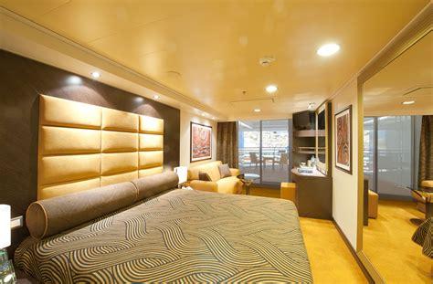 coffre cuisine catégories et cabines du bateau msc splendida msc
