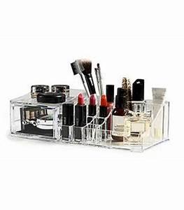 Rangement Maquillage Tiroir : accessoires salle de bain et rangement ~ Nature-et-papiers.com Idées de Décoration