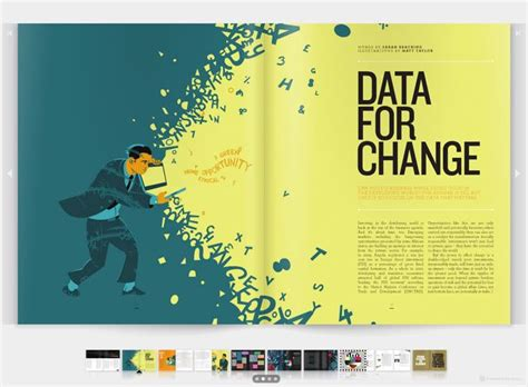 editorial design inspiration google  quartely