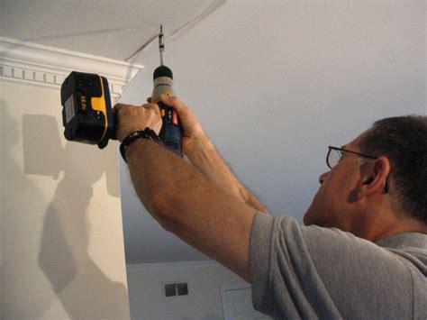 How To Cover A Ceiling Crack How Tos Diy