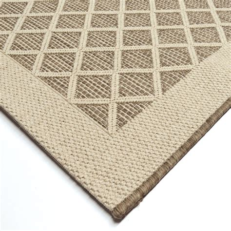 orian rugs indoor outdoor squares fusion trellis area