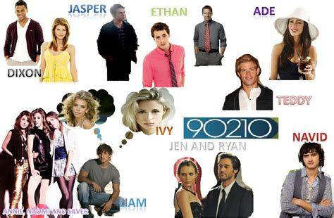 90210 Images 90210 Season Cast 2 New Version Hd Wallpaper