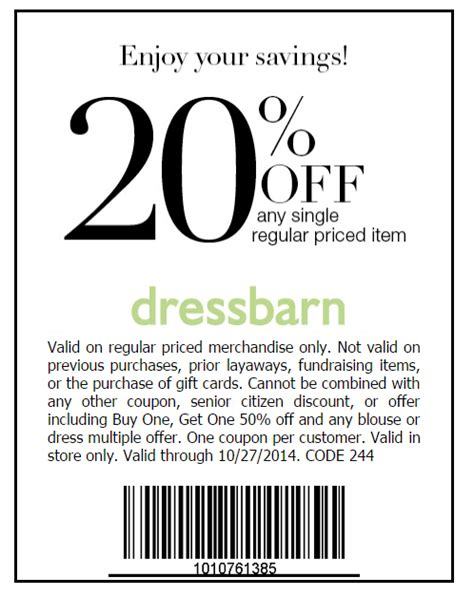 dress barn coupons in dressbarn coupons 20 october 2017 autos post