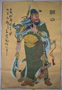 Popular Chinese Warrior Painting-Buy Cheap Chinese Warrior