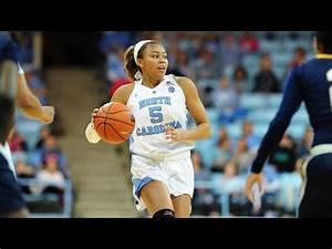 UNC Women's Basketball: Heels Shoot Past South Carolina ...