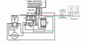 Square D Lighting Contactor Wiring  U2013 Car Wiring Diagram