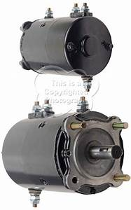 Motor Prestolite Diagram Wiring Winch Mbj6302