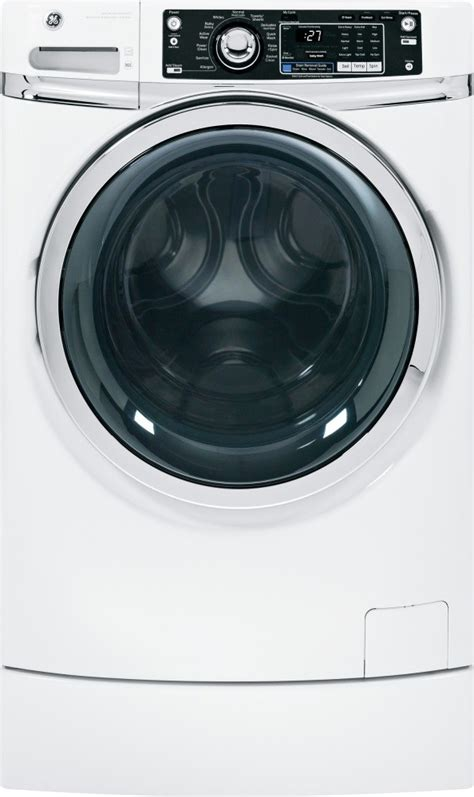 gfwrhww ge  doe cu ft capacity rightheight design front load washer white