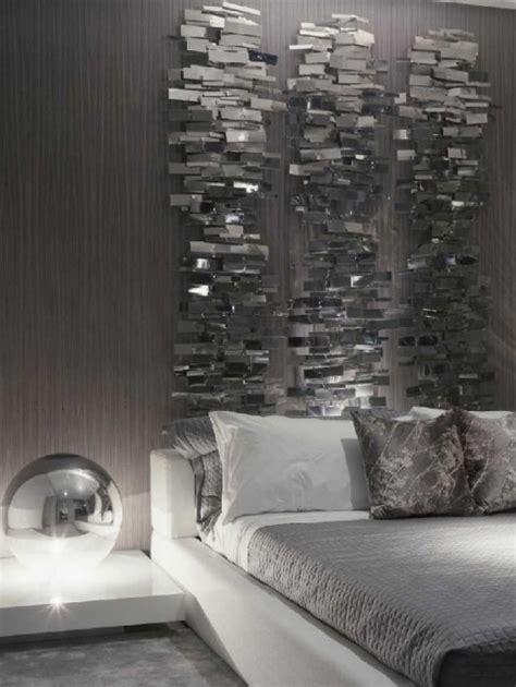 winter decor trend  stylish silver accessories