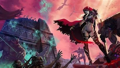 Warcraft Sylvanas Windrunner 4k Wow Wallpapers 8k