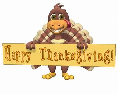 Turkey Thanksgiving Happy Sign Holding Team Sticker