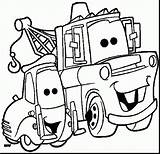 Guido Matter Coloring Pages Smiling Cars Mater Printable Master Disney Chief Tall Categories Cartoon Sheets sketch template
