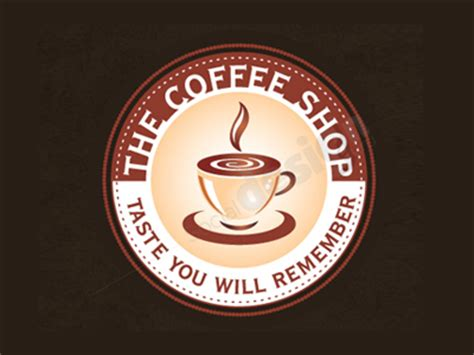 Logo design website come with premium features which will help the logo is a symbol or design approve by an organization to identify its materials. 21 Amazing & Delicious Coffee Shop Logo Design ideas