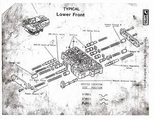 35 4l60e Transmission Valve Body Diagram