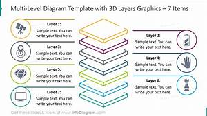 19 Multi Level Diagrams With Outlined Layered Powerpoint
