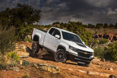 Chevrolet Colorado Hd Picture by 2018 Chevrolet Colorado Pictures Gm Authority