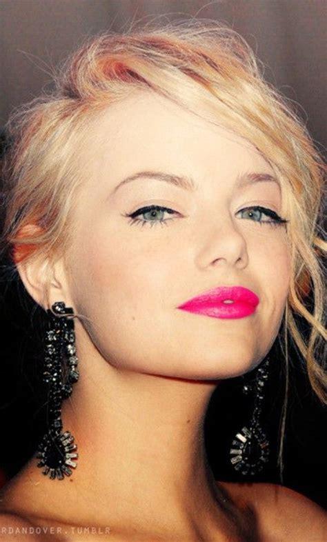 pretty pink lipstick makeup ideas  lovely women