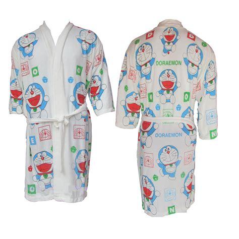 Handuk chalmer kimono handuk carter handuk kimono dewasa murah handuk kimono cewek handuk kimono perempuan handuk dan kimono harga handuk kimono dewasa toko handuk. Handuk Kimono Karakter Doraemon size Anak Tanggung - Rainycollections