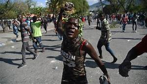 Here's what's fuelling Haiti's violent street protests ...