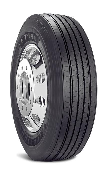 Firestone Ft491  Gcr Commercial Tires