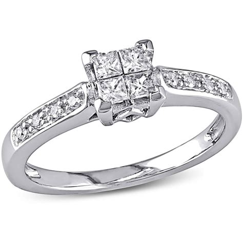 popular walmart white gold wedding bands
