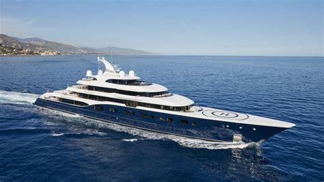Yacht A Owner by Serial Yacht Owners 3 Billionaires Transforming Yachting