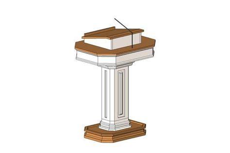 revitcitycom object church pulpitpodium