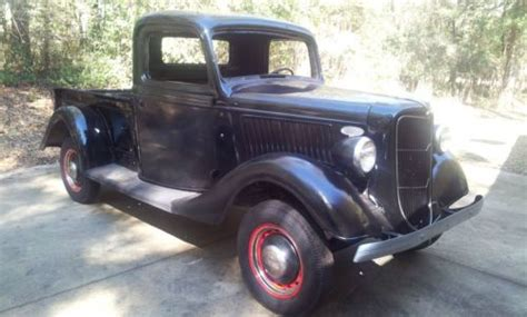 sell   ford  pickup truck  ton short bed