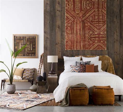 chambre style africain comment s inspirer du style de décoration africain