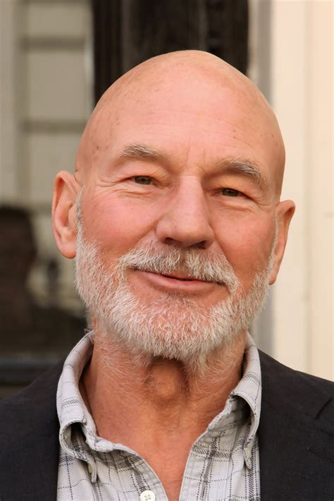 patrick stewart how old patrick stewart photos photos waiting for godot press