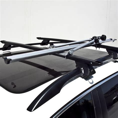best roof bike rack new roof mount road bike cruiser bicycle car top