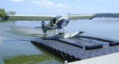 economy universal floatplane aquapad jetdock