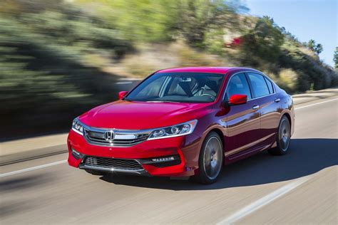 2017 Honda Accord Adds Value-driven Sport Special Edition