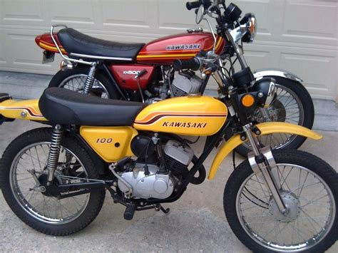 Vintage Kawasaki by Husqvarna Will Be The Honored Marque At Vintage Days