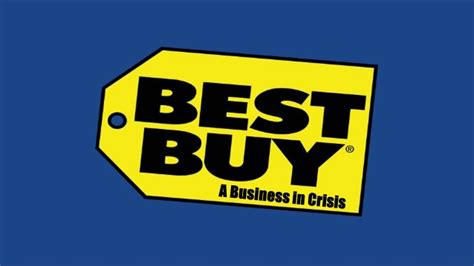 Best Buy Chagne Best Buy In Crisis