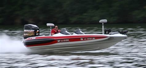 Allison Boats by Research 2016 Allison Boats Xb 21 Bassport Pro On