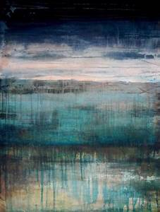 Sky Creep Marsh Sleep Melody French Abstract Contemporary Layered Abstract Wonderful Abstract Landscape Paintings