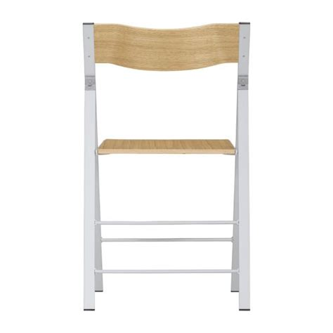 lulu folding and accent chairs natural wood metal