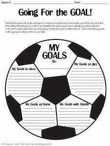 goal setting for back to school by teaching in room 6 tpt With smart goal template pdf