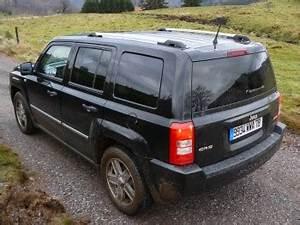 Volume Coffre Jeep Compass : essai jeep patriot compass xy ~ Medecine-chirurgie-esthetiques.com Avis de Voitures