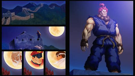 Fan Art Cosplays Official Art And Infos About Akuma