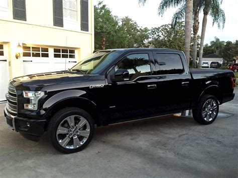 2016 Ford F150 Limited by 2016 F 150 Limited Delivery Dates Page 49 Ford F150