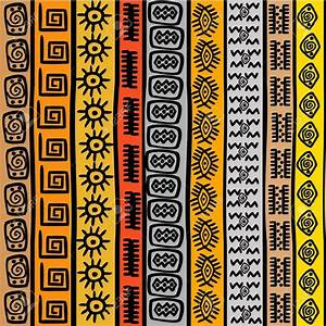 16583897-Seamless-pattern-with-ethnic-African-motifs-Stock ...