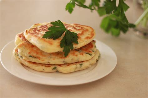 cheese  herb pikelets recipe  healthy eating hub